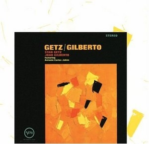 Getz-Gilberto album cover