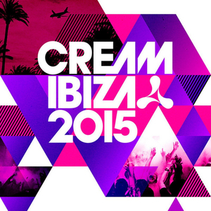 Cream Ibiza 2015 album cover