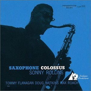 Saxophone Colossus album cover