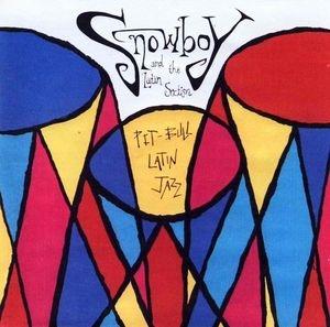 Pit Bull Latin Jazz album cover