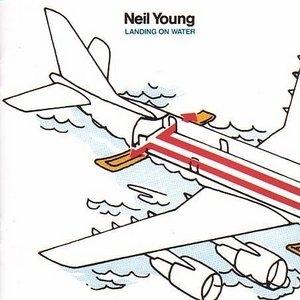 Landing On Water album cover