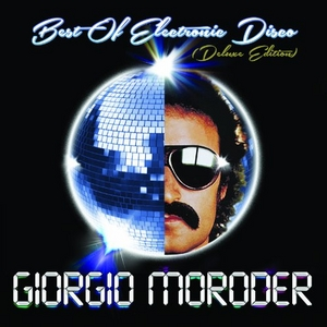 Best Of Electronic Disco album cover