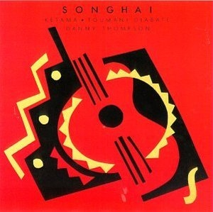 Songhai album cover
