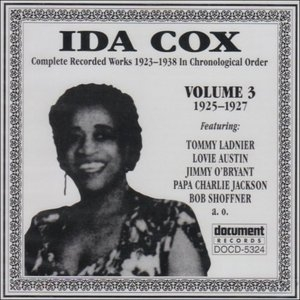 Complete Recorded Works-Vol.3 (1925-1927) album cover