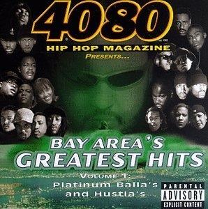 4080: Bay Area's Greatest Hits, Vol. 1 album cover