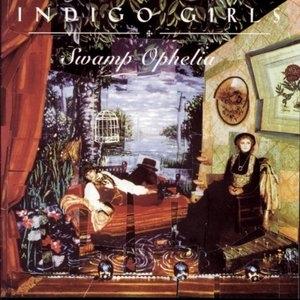 Swamp Ophelia album cover