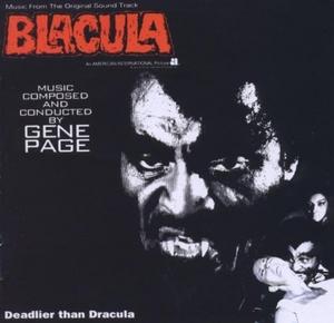 Blacula (Music From The Original Soundtrack) album cover
