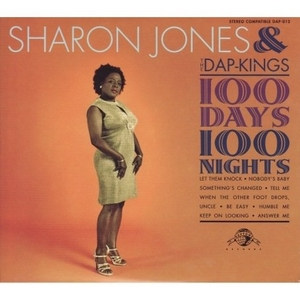 100 Days,  100 Nights album cover