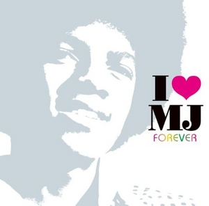 I Love MJ Forever album cover