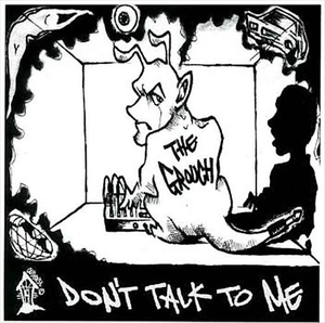 Don't Talk To Me album cover