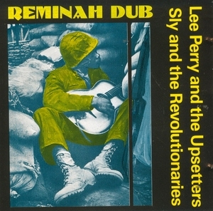 Reminah Dub album cover