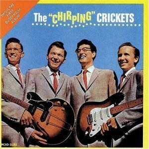 The Chirping Crickets album cover