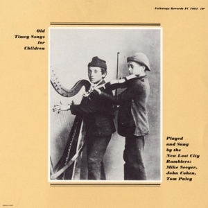 Old Timey Songs For Children album cover