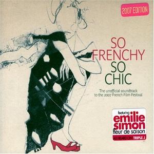 So Frenchy So Chic 2007 album cover