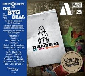 The BYG Deal album cover