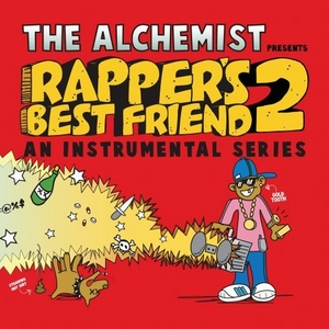 Rapper's Best Friend 2: An Instrumental Series album cover