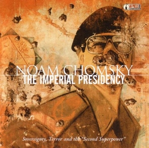 Imperial Presidency: Sovereignty Terror album cover