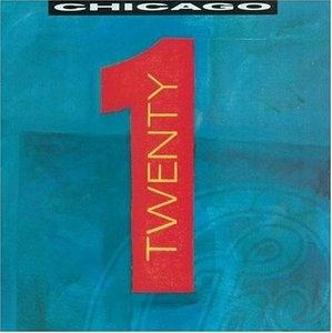 Twenty 1 album cover