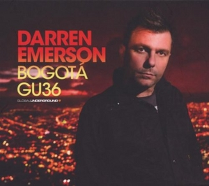 Global Underground 36: GU36Bogota album cover