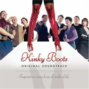 Kinky Boots: Original Motion Picture Soundtrack album cover