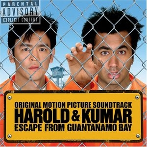 Harold & Kumar Escape From Guantanamo Bay album cover