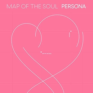 Map Of The Soul: PERSONA album cover