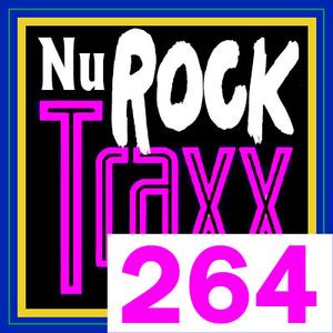 ERG Music: Nu Rock Traxx, Vol. 264 (March 2021) album cover