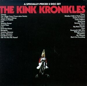 The Kink Kronikles album cover