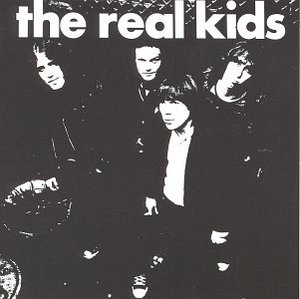 The Real Kids album cover