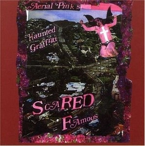 Scared Famous album cover