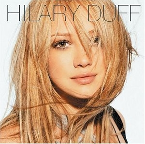 Hilary Duff album cover