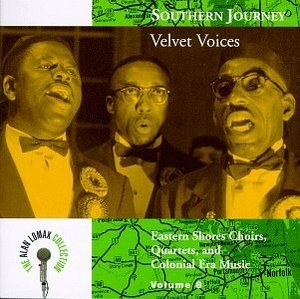 Southern Journey, Vol.8: Velvet Voices album cover
