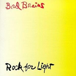 Rock For Light album cover