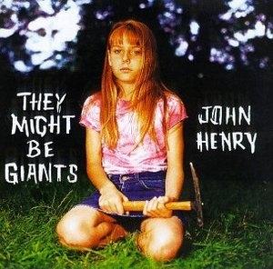 John Henry album cover