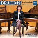Brahms: Late Piano Works album cover