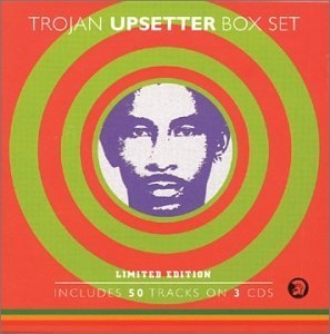 Trojan Upsetter Box Set album cover