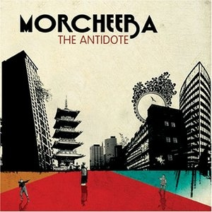 The Antidote album cover