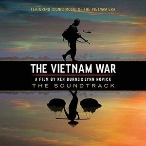 The Vietnam War: A Film By Ken Burns & Lynn Novick (The Soundtrack) album cover