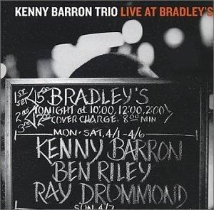Live At Bradley's album cover
