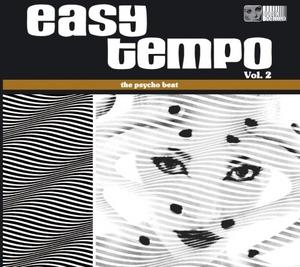 Easy Tempo, Vol. 2: The Psycho Beat album cover