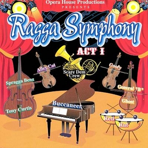 Ragga Symphony Act 1 album cover