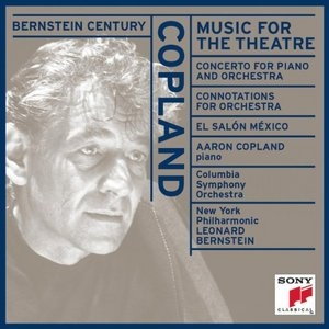 Copland: Music For The Theatre album cover