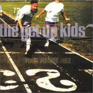 Four Minute Mile album cover