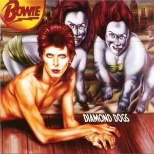 Diamond Dogs album cover