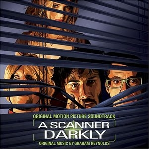 A Scanner Darkly: Original Motion Picture Soundtrack album cover