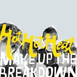Make Up The Breakdown album cover