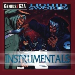 Liquid Swords Instrumentals album cover