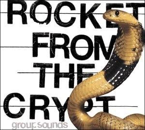 Group Sounds album cover