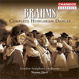 Brahms: Complete Hungarian Dances album cover