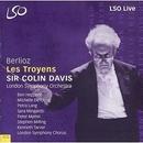 Berlioz: Les Troyens album cover